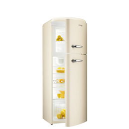GORENJE RF60309OC Fridge Freezer - Cream Reviews