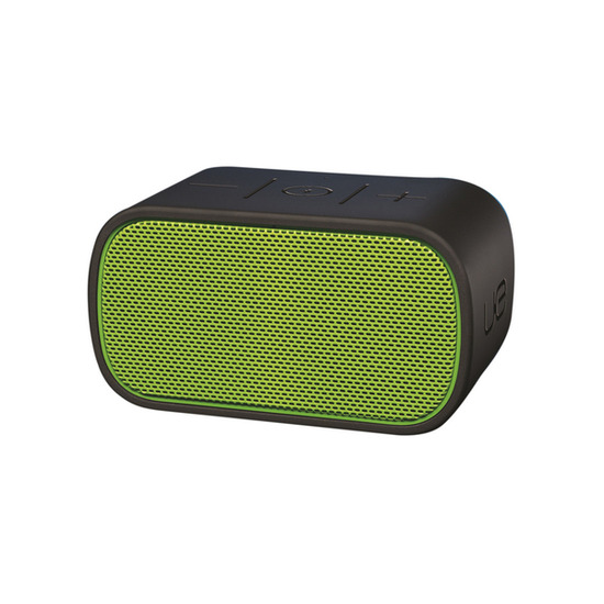 Logitech UE Wireless Portable Speaker - Black & Green