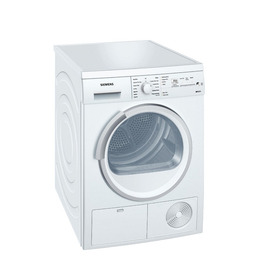 Siemens iQ300 WT46E380GB Condenser Tumble Dryer