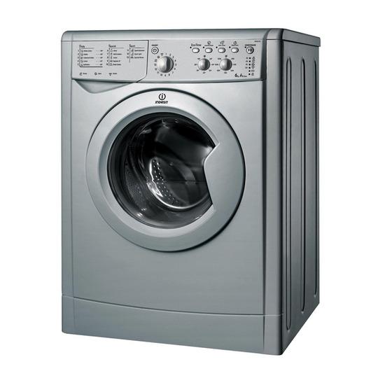 Indesit IWC6125S Washing Machine
