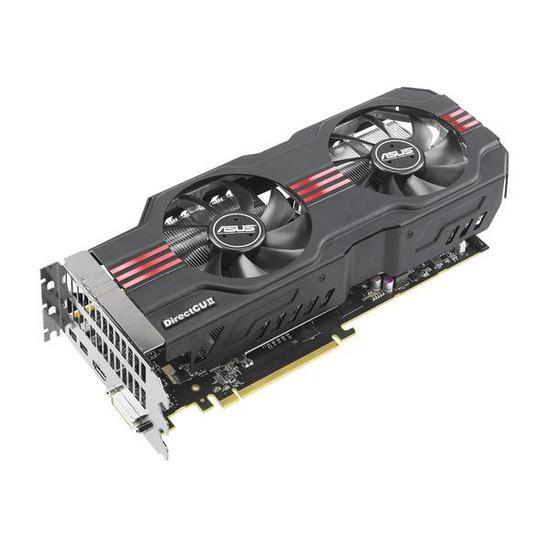 ASUS AMD Radeon HD7950 PCI-E Graphics Card - 3 GB