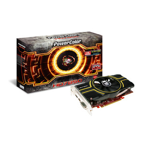 Photo of PowerColor HD7850 Graphics Card