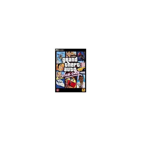 Rockstar Games Grand Theft Auto Vice City