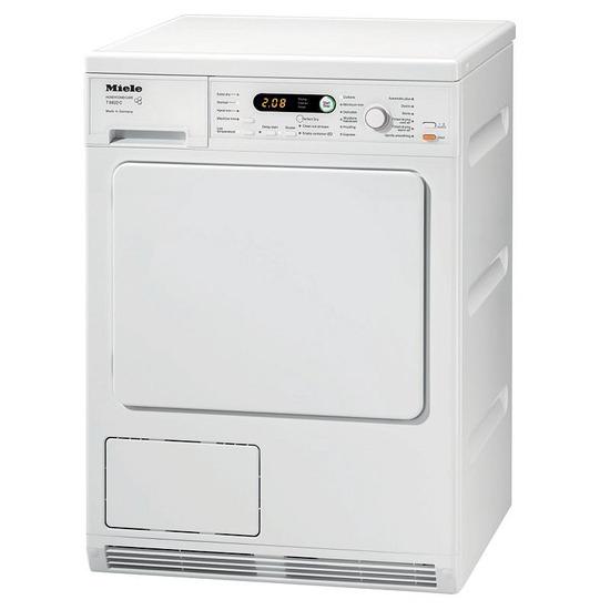 Miele T8822C Condenser Tumble Dryer - White