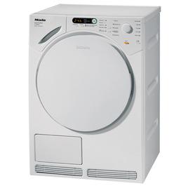 Miele T7644C Condenser Tumble Dryer - White