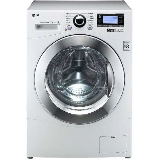 LG F1495BD 600mm Wide 12Kg Wash Load 1400RPM Spinspeed A+++ Rated Washing Machine