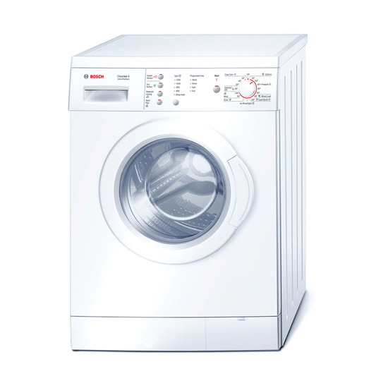Bosch WAE24166UK 600mm Wide 6Kg Wash Load 1200RPM Spinspeed A+ Rated Washing Machine