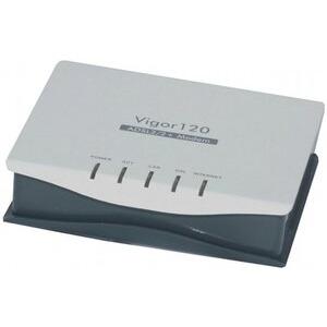 Photo of DrayTek Vigor 120 ADSL2+ Ethernet Modem Router