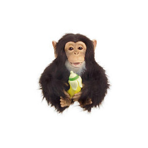 Photo of Fur Real Cuddle Chimp Toy