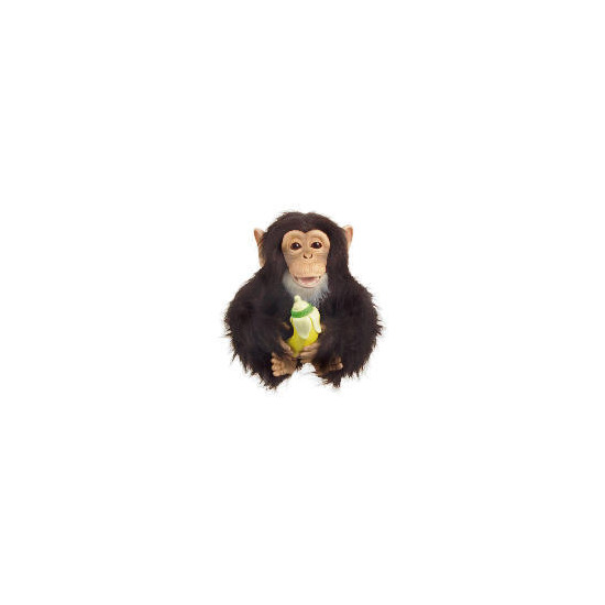 Fur Real Cuddle Chimp