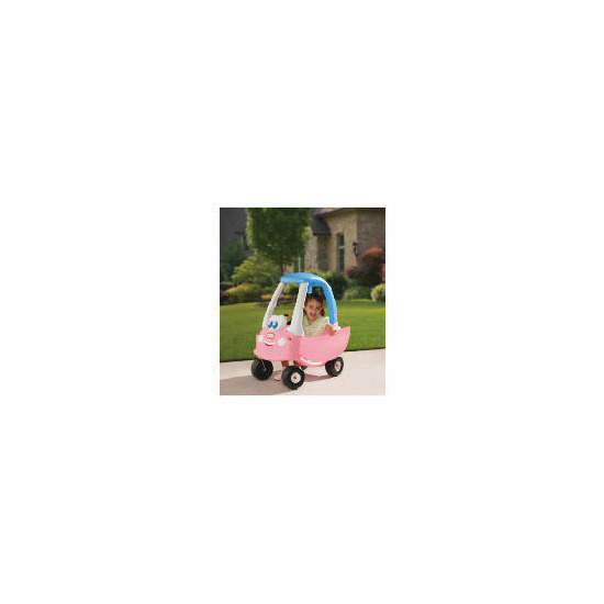 Little Tikes Princess Coupe Anniversary Edition