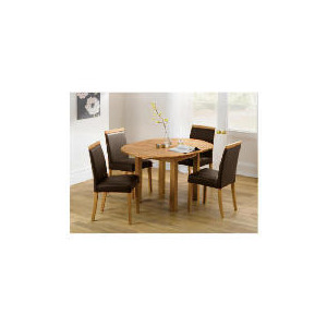 Photo of Chesham Round Extending Dining Table Furniture