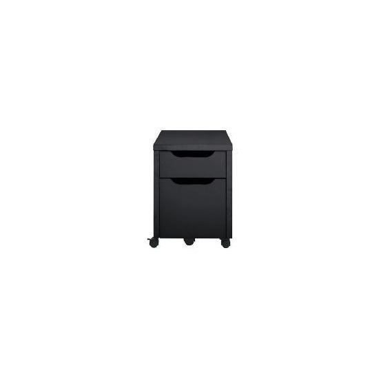 Compact Filer, Black