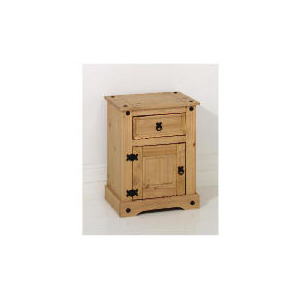 Photo of Catarina Bedside Cabinet, Antique Pine Furniture