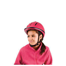 Sports Riding Hat Child High Gloss Pink Reviews