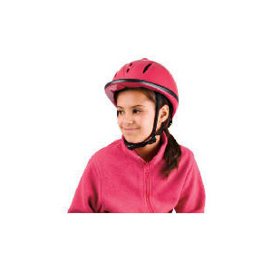 Photo of Sports Riding Hat Child High Gloss Pink Sports and Health Equipment