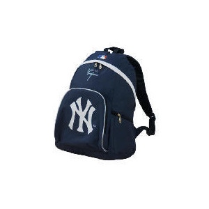 Photo of NY Yankees Backpack Navy/White Luggage