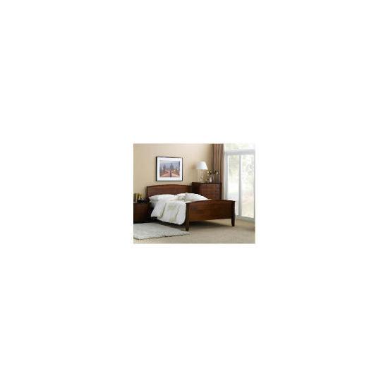 Montrose King Bed Frame, Cherry Veneer