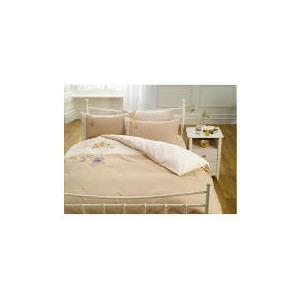 Photo of Tesco Gabrielle Embroidered Kingsize Duvet Bed Linen