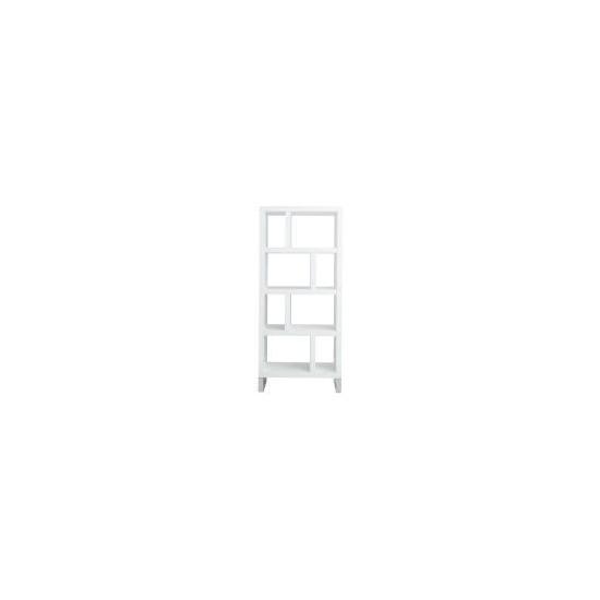 Costilla 4 shelf Bookcase, White
