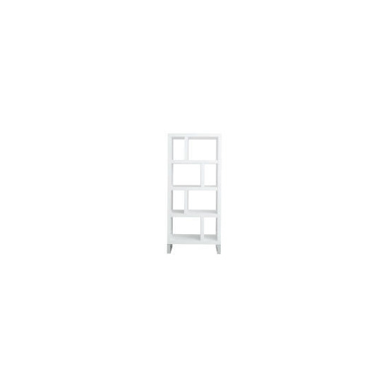 Costilla 4 shelf Bookcase, White