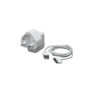 Photo of Apple USB Power Adapter MB706 B/A iPod Accessory