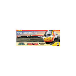 Photo of Hornby Virgin Pendolino Analogue Train Set Toy