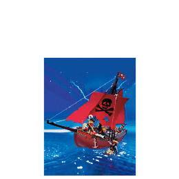 Playmobil Pirates Red Corsair Ship Reviews