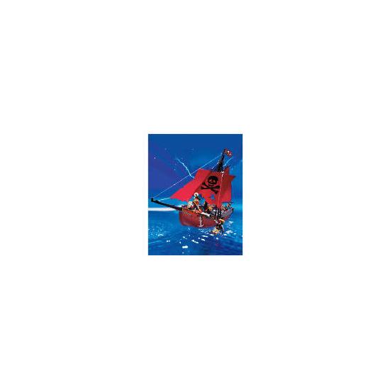 Playmobil Pirates Red Corsair Ship