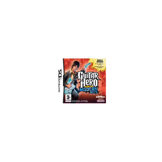 Guitar Hero On Tour Modern Hits (DS)
