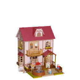 Sylvanian Families Babblebrook Manor Reviews