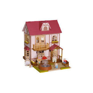 Photo of Sylvanian Families Babblebrook Manor Toy