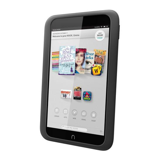 "Barnes&Noble NOOK HD 7"" (16 GB)"