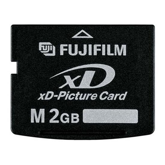 Fuji 2GB XD Pi