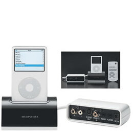 Marantz iS201 iPod Docking Station Reviews