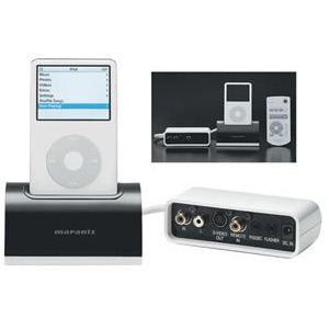 Photo of Marantz IS201 iPod Docking Station iPod Dock