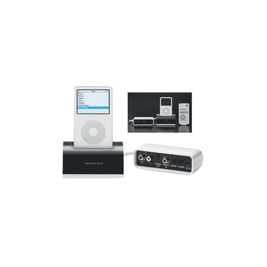 Marantz iS201 iPod Docking Station