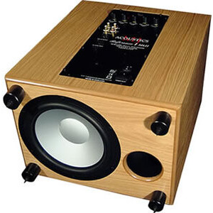 Photo of MJ ACOUSTICS REF 1 MK111 SUB WOOFER Speaker