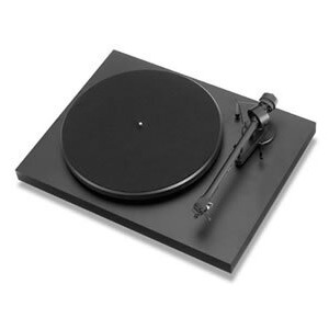 Photo of Project Debut MK3 Black Turntables and Mixing Deck
