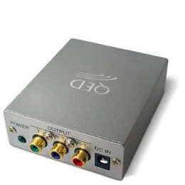 QED QCV SCART TO COMPONENT VIDEO ADAPTOR Reviews