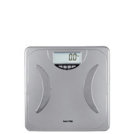 Salter Silver Body Analyser Bathroom Scale 9114 Reviews