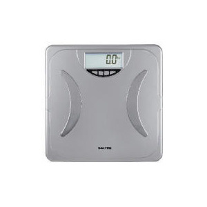 Photo of Salter Silver Body Analyser Bathroom Scale 9114 Scale