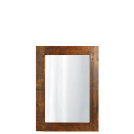 Reclaimed Timber Mirror 106x85cm Reviews