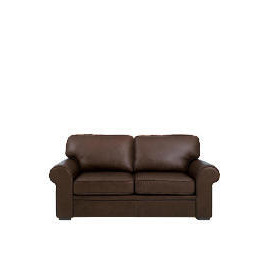 York Leather Sofabed, Chocolate Reviews