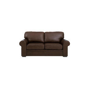 Photo of York Leather Sofabed, Chocolate Furniture