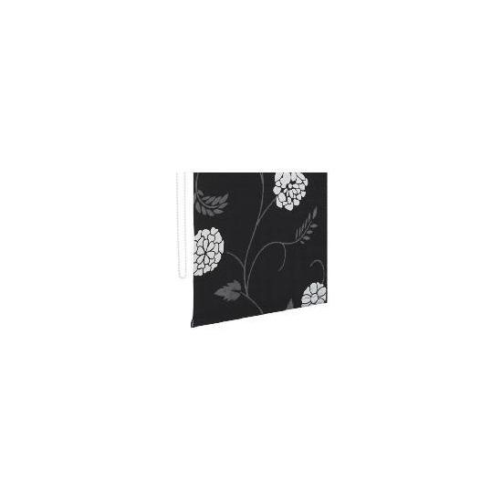 Designed Roller Blind 180cm Cornellia Black