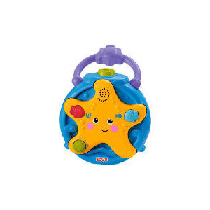 Photo of Fisher-Price Ocean Wonders Projector Soother Toy