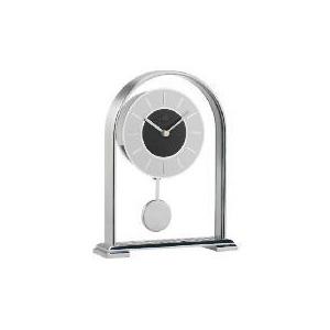 Photo of Acctim Coburn Silver Mantel Clock