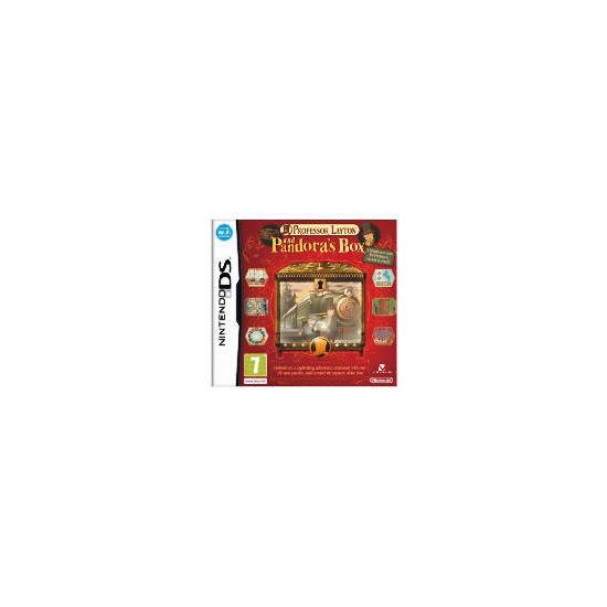 Professor Layton and Pandora's Box (DS)