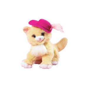 Photo of Barbie 3 Musketeers Cat Soft Toy Toy